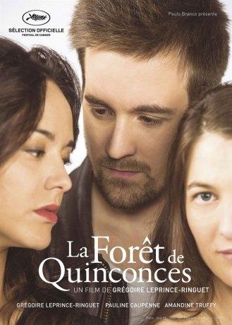 La Forêt de Quinconces (2016)