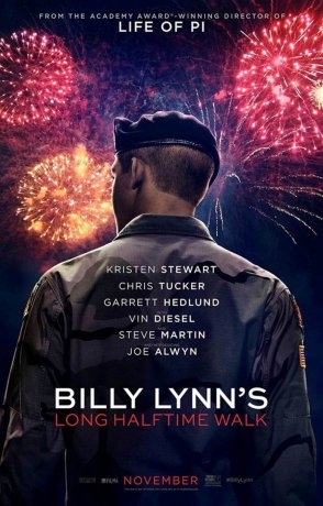 Billy Lynn's Long Halftime Walk (2017)