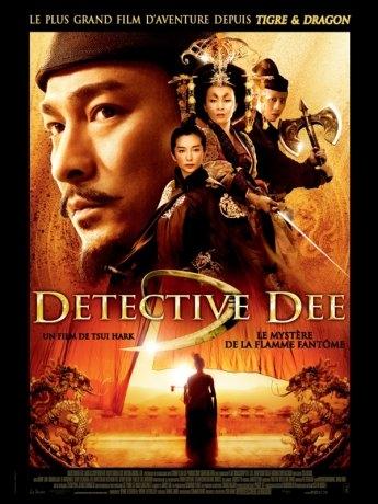 Detective Dee : Le mystère de la flamme fantôme (2011)