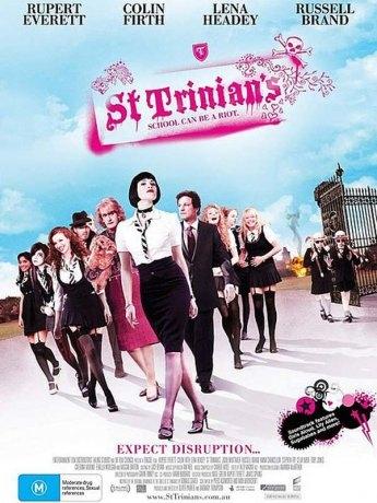 St Trinian's - Pensionnat pour jeunes filles rebelles (2011)
