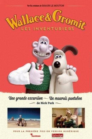 Wallace et Gromit : Les Inventuriers (2016)