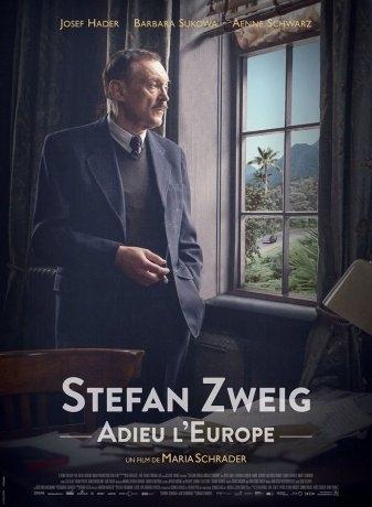 Stefan Zweig, adieu l'Europe (2016)