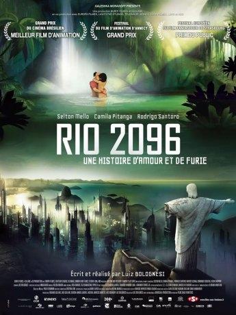 Rio 2096 : Une histoire d'amour et de furie (2016)