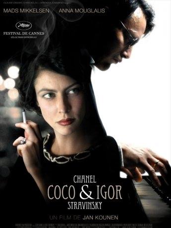 Coco Chanel et Igor Stravinsky (2009)