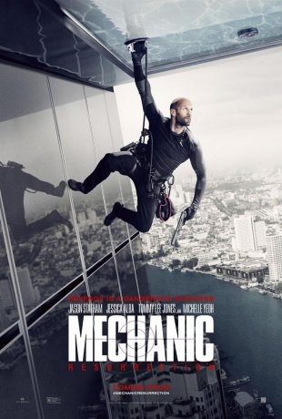 Mechanic Résurrection (2016)