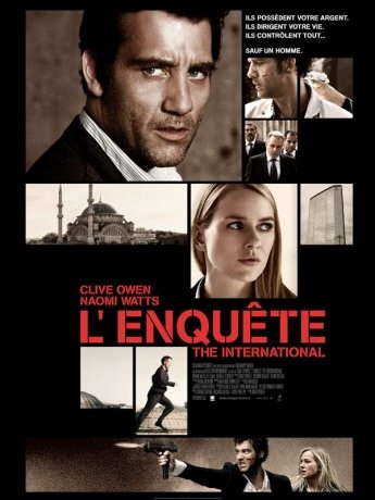 L'Enquête - The International (2009)