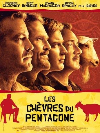 Les Chèvres du Pentagone (2010)