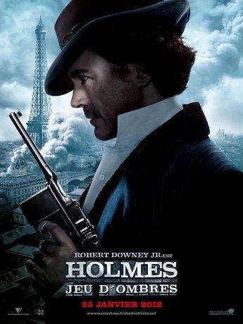 Sherlock Holmes 2 : Jeu d'ombres (2012)