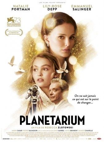 Planétarium (2016)