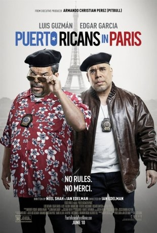 Des Porto Ricains à Paris (2016)