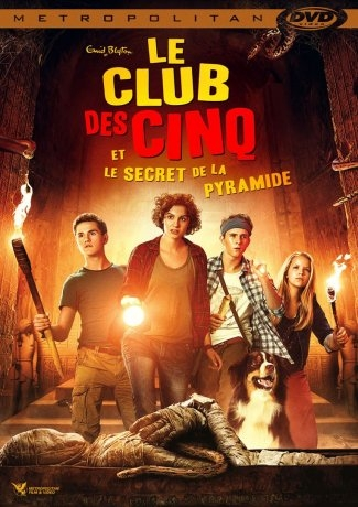 Le Club des Cinq et le Secret de la Pyramide (2016)