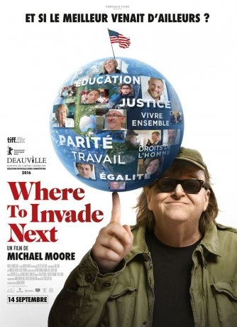 Where To Invade Next (2016)
