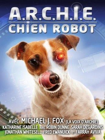 A.R.C.H.I.E. CHIEN ROBOT (2016)