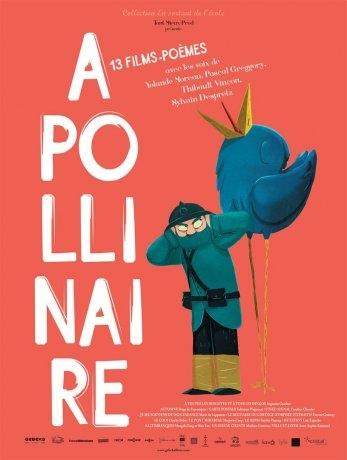 Apollinaire 13 films-poèmes (2016)