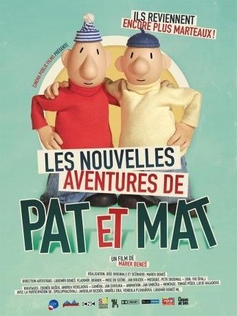 Les Nouvelles aventures de Pat et Mat (2016)