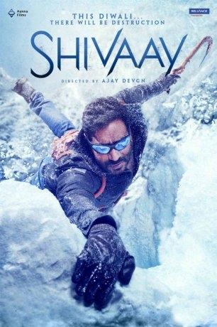 Shivaay (2016)