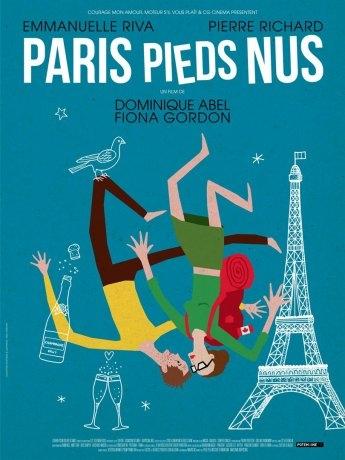 Paris pieds nus (2017)