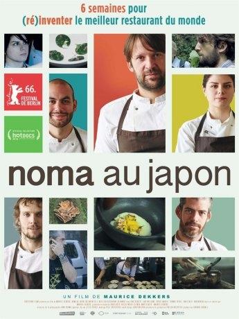 Noma au Japon : Le meilleur restaurant du monde (2017)