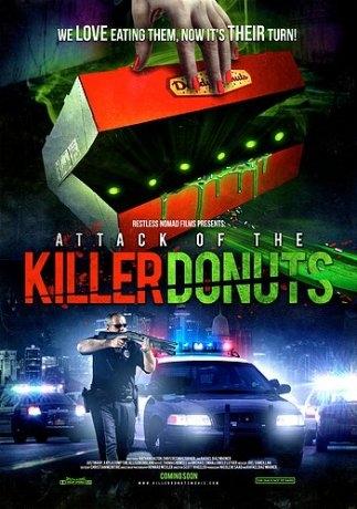 L'Attaque des donuts tueurs (2017)