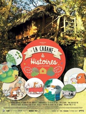 La cabane à histoires (2017)