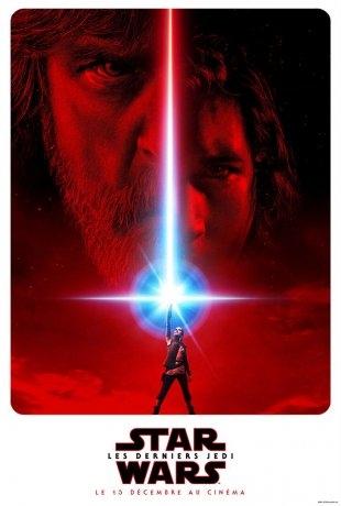 Star Wars 8 - Les Derniers Jedi (2017)