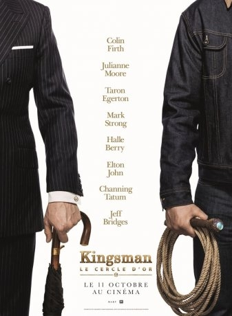 Kingsman 2 : Le Cercle d'or (2017)