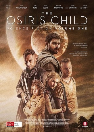 Science Fiction Volume One: The Osiris Child (2017)