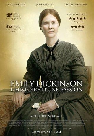Emily Dickinson : L'histoire d'une passion (2017)