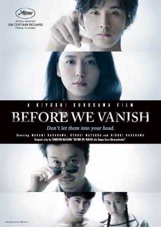 Avant que nous disparaissions (2018)