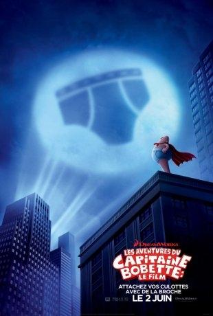 Les aventures du Capitaine Bobette: Le film (2017)
