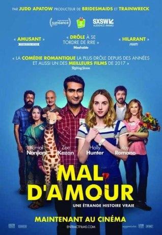 Mal d'amour (2017)