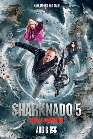 Sharknado 5: Global Swarming (2017)