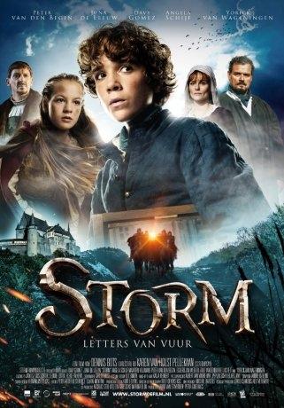 Storm et la lettre de feu (2017)