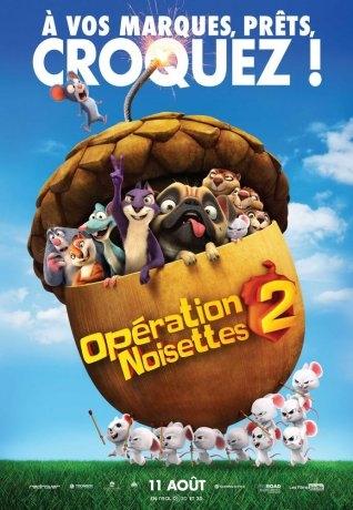 Opération noisettes 2 (2017)