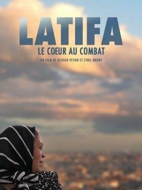 Latifa, le cœur au combat (2017)