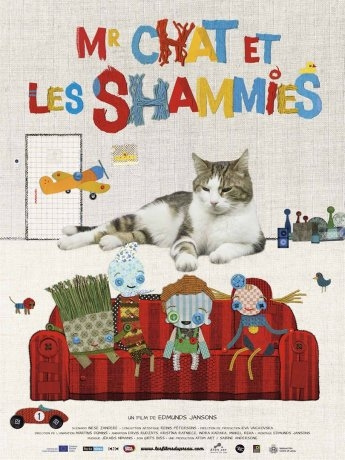 Mr Chat et les Shammies (2017)
