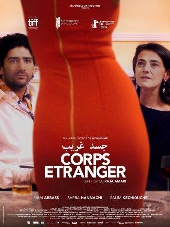 Corps étranger (2017)