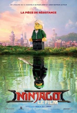 LEGO NINJAGO le film (2017)
