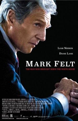 The Secret Man - Mark Felt (2017)