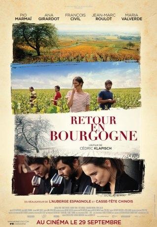 Retour en Bourgogne (2017)