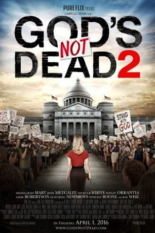God's Not Dead 2 (2017)