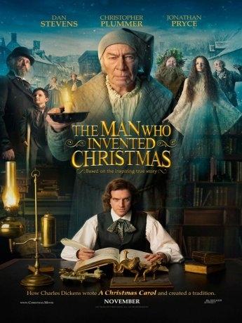 L'homme qui inventa Noël (2017)