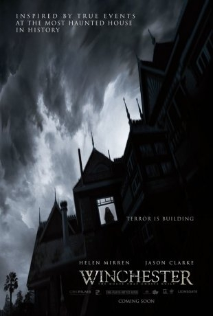 Winchester: The House That Ghosts (2018)