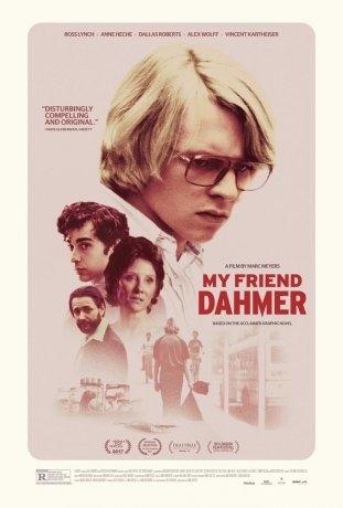 My Friend Dahmer (2018)