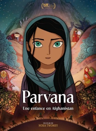 Parvana, une enfance en Afghanistan (2017)