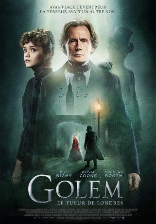 GOLEM, le tueur de Londres (2017)