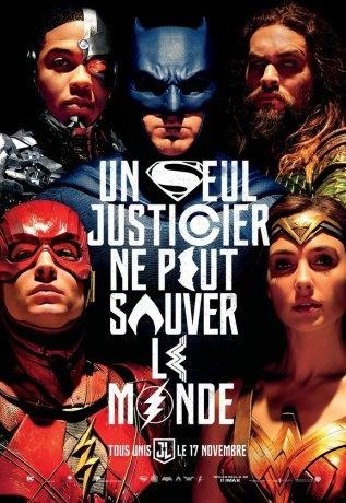 La ligue des justiciers (2017)