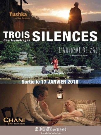 Trois silences (2018)