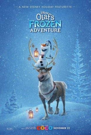 Joyeuses fêtes avec Olaf (2017)
