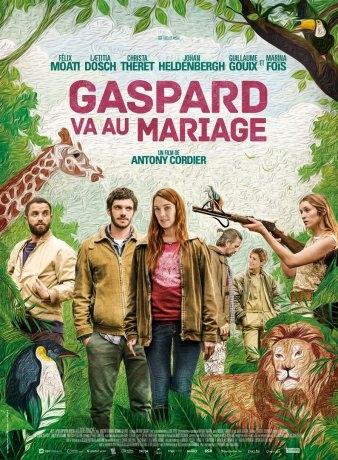 Gaspard va au mariage (2018)